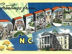 Raleigh-postcard